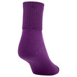 Women's Classic Turn Cuff Socks, 6 Pairs (Teal, Glacier, Dark Pink, Grape, Skipper Blue, Peacoat)