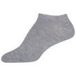 Women's Cushion No Show Socks with Mesh, 10 Pairs (Dark Pink, Grey Heather, White/Blue, White/Teal, White/Purple, White/Pink)