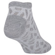 Women's Lightweight No Show Socks with Mesh, 10 Pairs (Pink, White, Grey Heather, Navy, Purple, Teal)