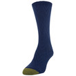 Women's Ultra Soft Textured Crew Socks, 3 Pairs (Deep Teal, Light Grey, Peacoat)