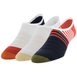 Men's Sta-Cool Color Block Sneaker Invisible