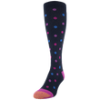 Women's Coolmax Multidot Compression Knee High