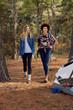 Women's Recycled Fair Isle Crew