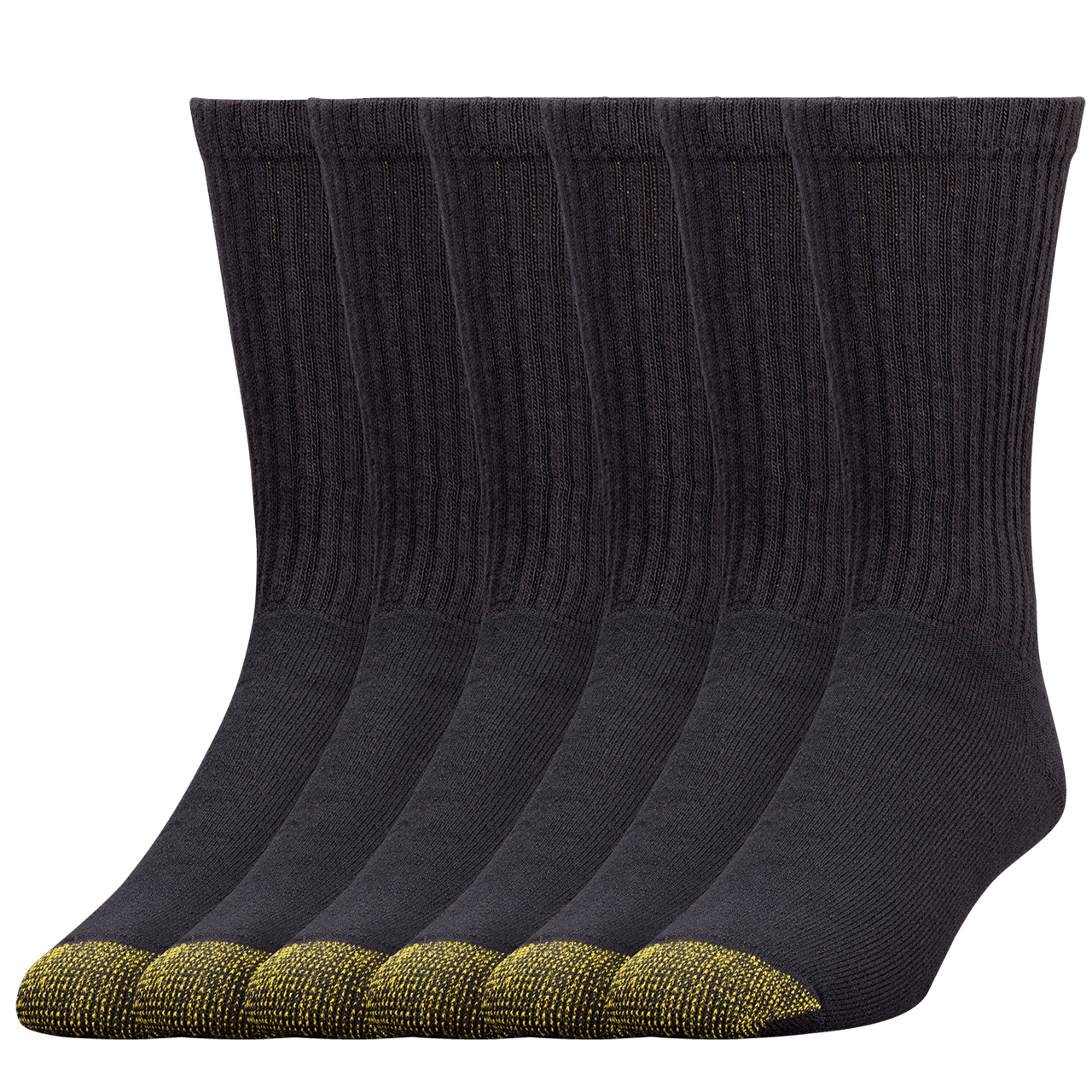Gold Toe Mens 656p Cotton Quarter Athletic Socks Multipack