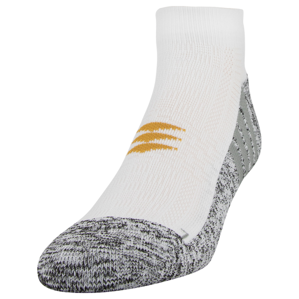 Men's Performance Stripe Low Cut (White/Grey/Slate Blue)