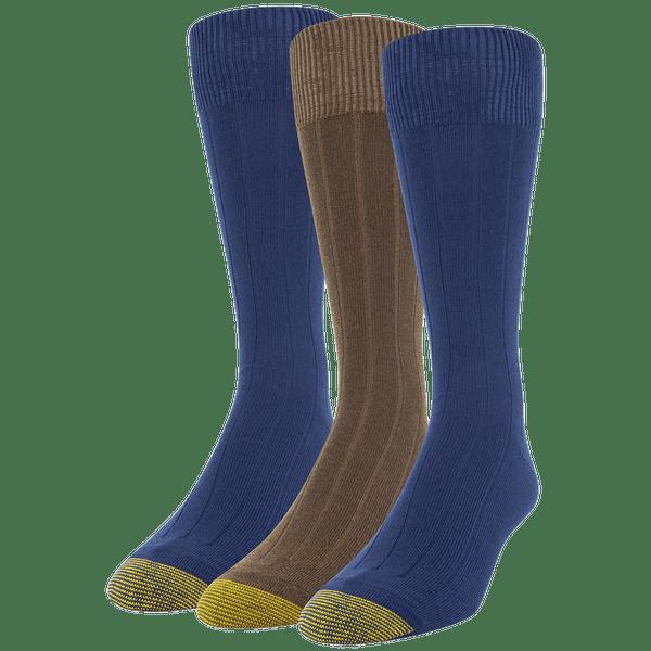 Men's Nantucket Crew Sock (3) Pair