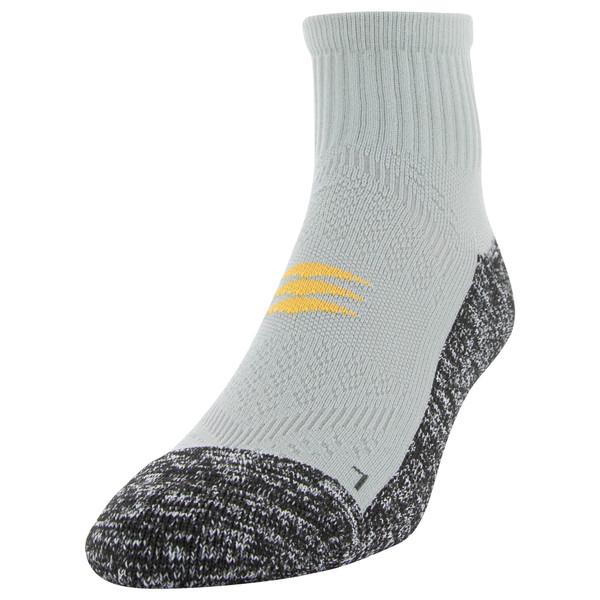 Men's Performance Ankle (Grey/White/Black)