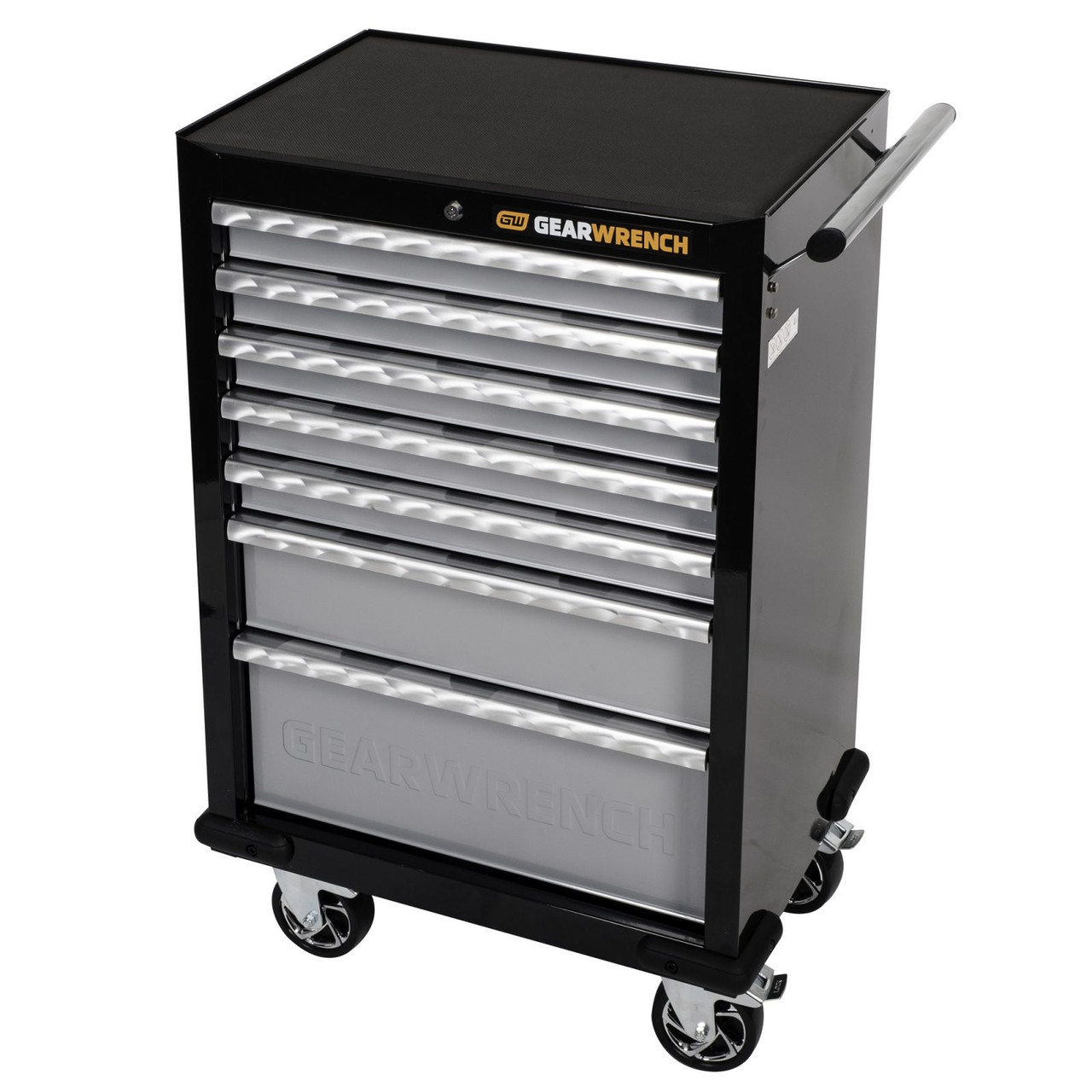 """Gearwrench 326 Pc Combination Tool Kit + 26"""" Tool Chest & Trolley"""