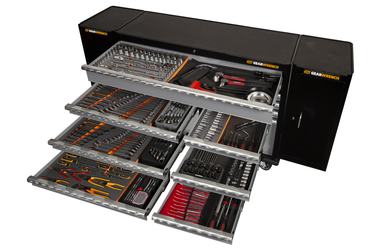 Gearwrench 321 piece tool kit product code 89917
