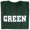 Dartmouth 'GREEN' Adult T-shirt