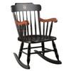 Dartmouth Rocker Chair Silk Screen Printed with shield