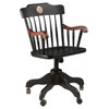 Dartmouth College Medallion Swivel Chair