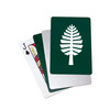 Single deck of playing cards with Lone Pine