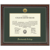 Diploma Frame Engraved Chateau
