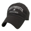 Green hat with 'Dartmouth Sailing' across the front in white