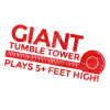 Dartmouth Giant Wooden Tumble Tower Game