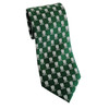 Tuck Shield Silk Tie