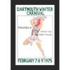 Framed 1975 Winter Carnival Poster