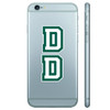 Removable D Mini Decals Dartmouth