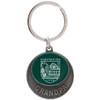 Grandpa Shield Key Chain
