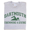 Dartmouth Swimming and Diving Tee