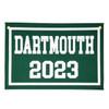 Dartmouth 2023 Rafter Mini Banner
