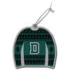 Acrylic Holiday Sweater Ornament Dartmouth