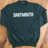 Dartmouth Block Green Sweater