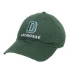 D Lacrosse Dartmouth Hat