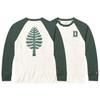 Victory Falls Lone Pine Backprint Raglan Baseball Tee