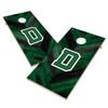 2x4 Green Herringbone Cornhole Boards Game Set Dartmouth