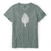 Women's Lone Pine Reclaim Tee Dartmouth