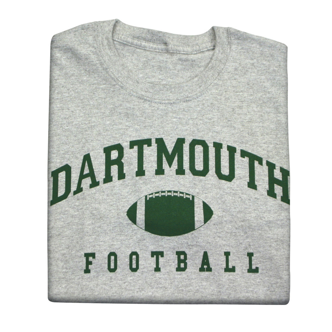Dartmouth Football T Shirts Football T Shirt With College L