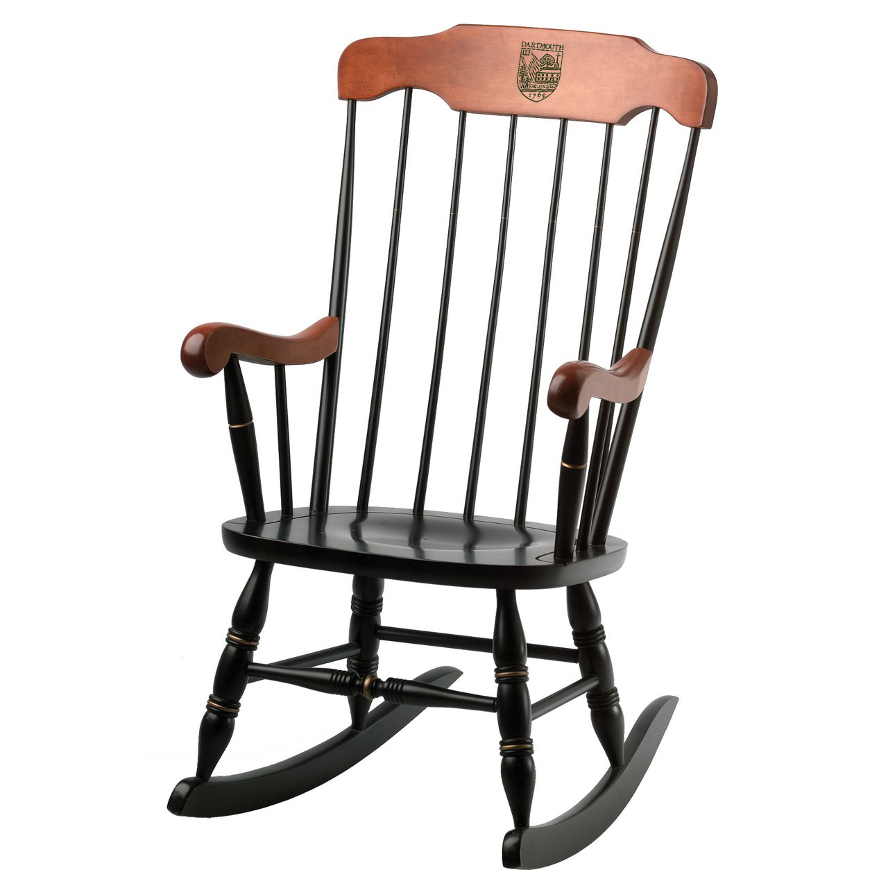 Strange Dartmouth Rocking Chair Engraved Frankydiablos Diy Chair Ideas Frankydiabloscom