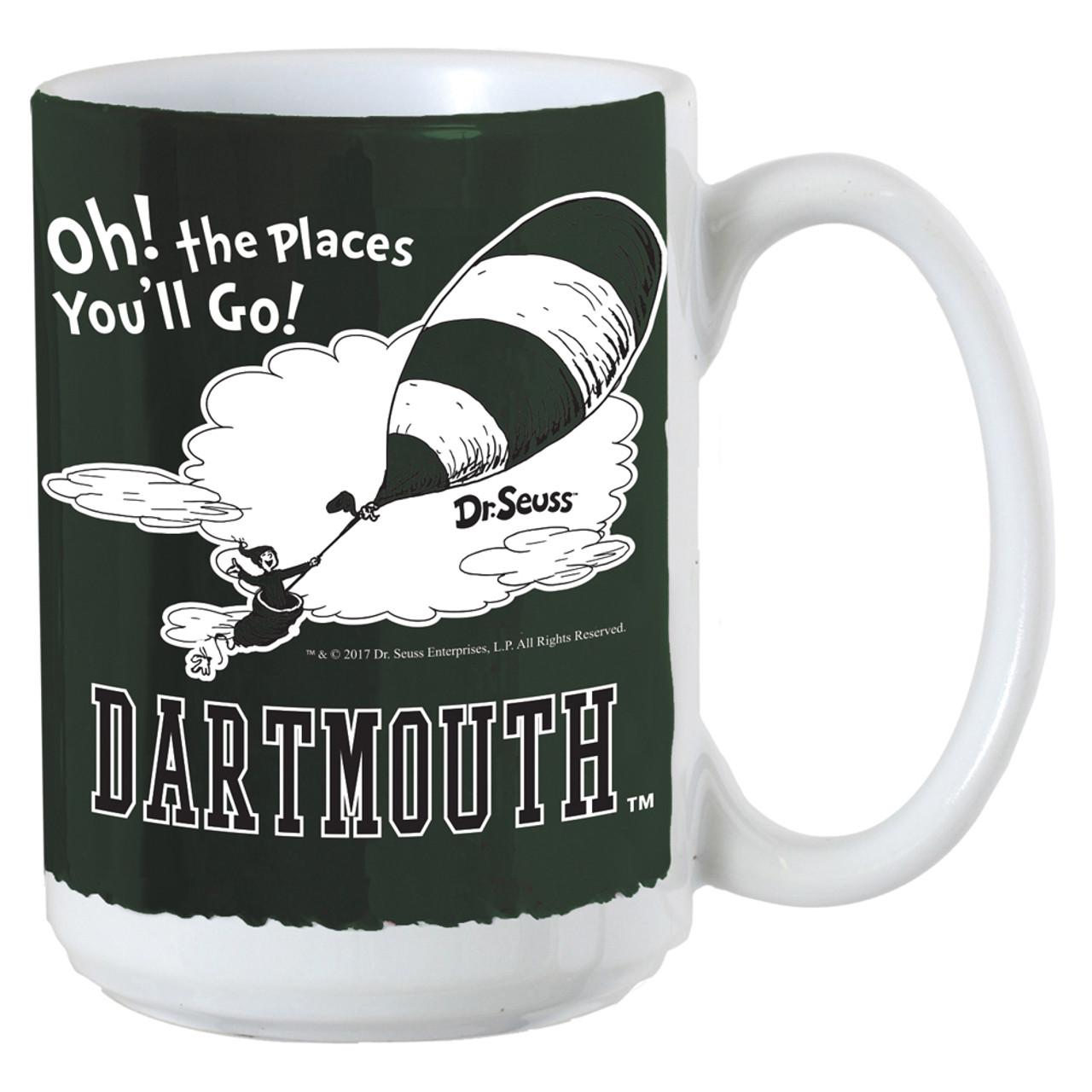 Dartmouth Dr Seuss Mug