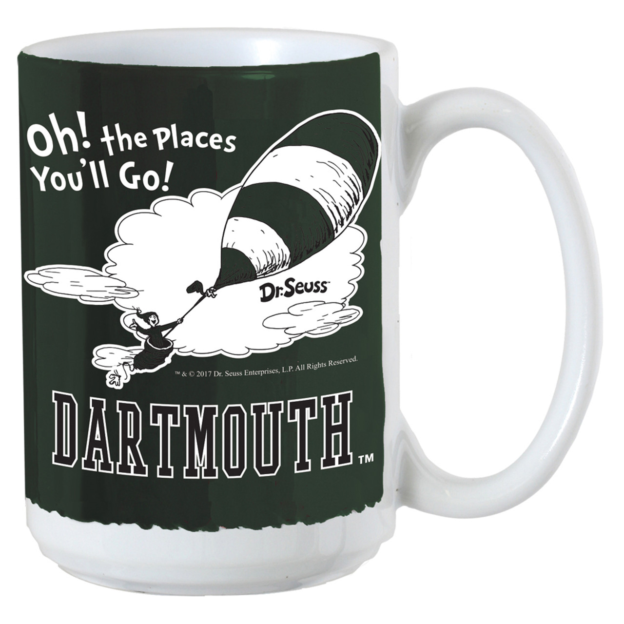 Oh The Places Youll Go Mug