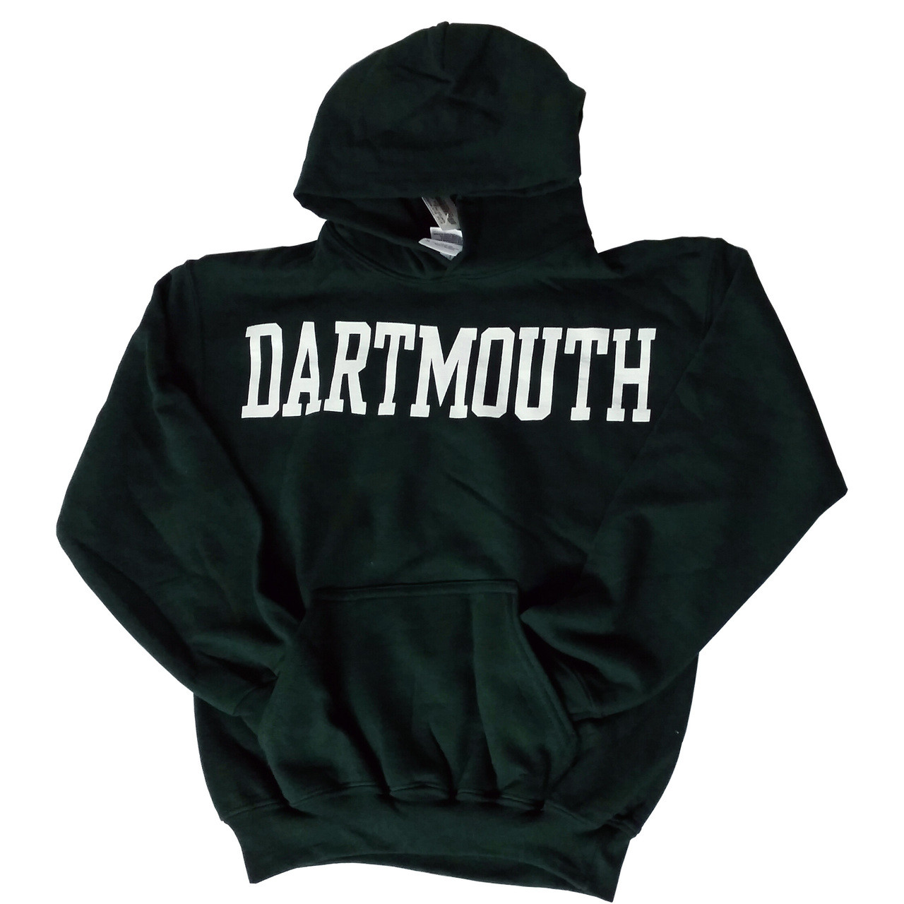 Hooded Youth Dartmouth Sweatshirts Zipper Hoodie Polos Young Grey