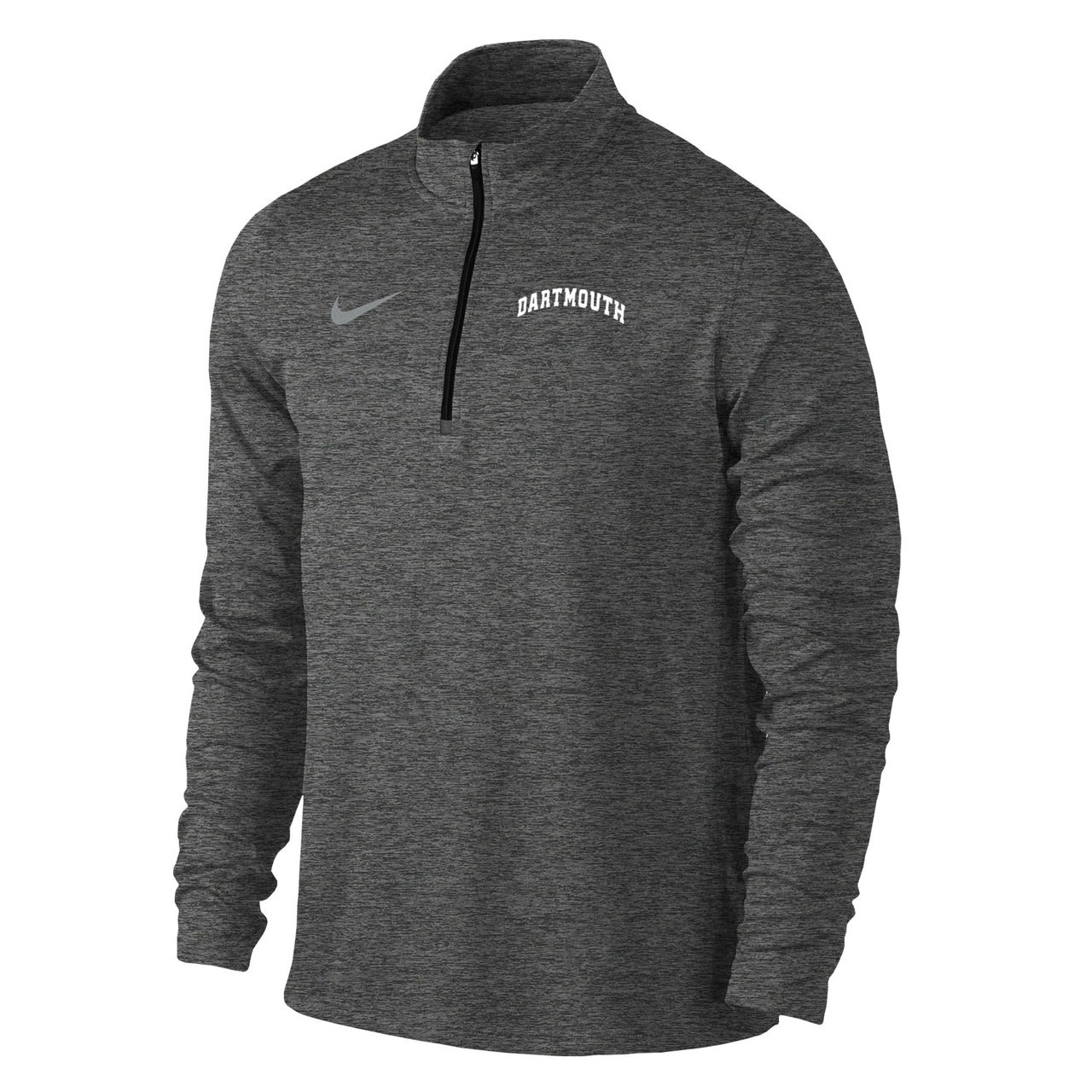 442efa88 Men's Nike grey 1/4 zip with grey Nike swoosh on the right and '