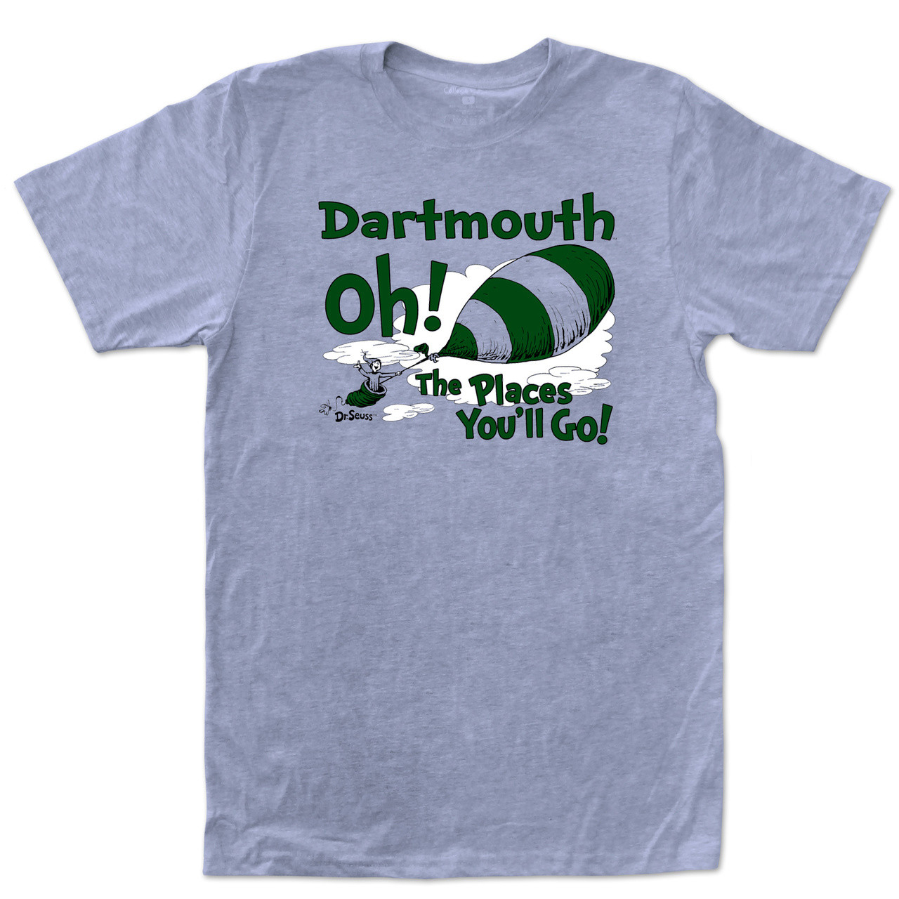 Dartmouth Dr Seuss Tee