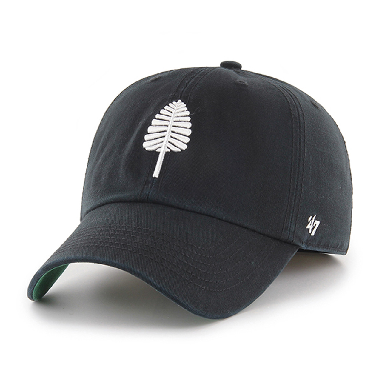 37210cc04c7 Franchise Lone Pine Black Fitted Hat - Dartmouth Co-op