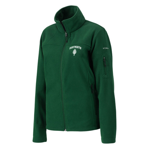 COLUMBIA Women's Give and Go Full Zip Fleece Dartmouth Lone Pine