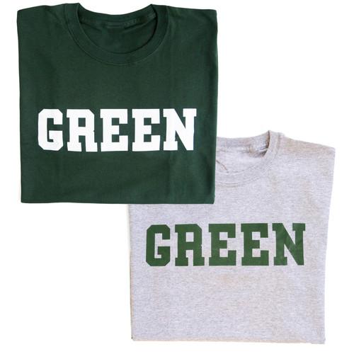 Dartmouth 'GREEN' Adult T-shirt