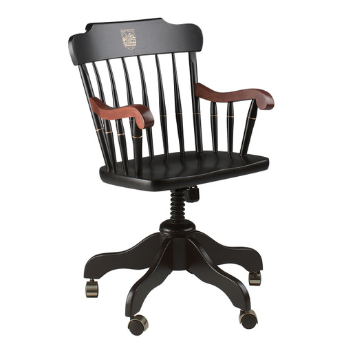 Dartmouth College Silk-Screen Swivel Chair
