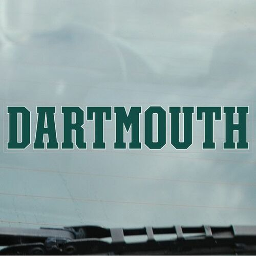 Dartmouth Decal