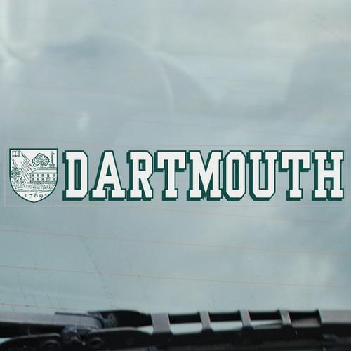 Dartmouth College Shield Decals
