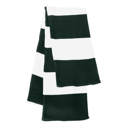 Dartmouth Acrylic Stripe Scarf