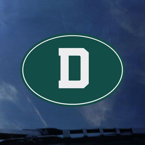 Dartmouth Euro Decal