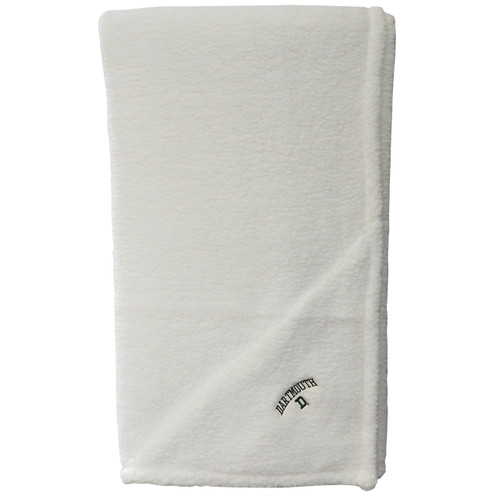 Dartmouth D Sherpa Blanket