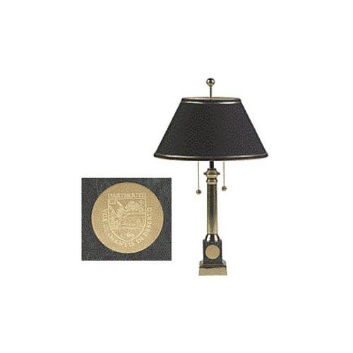 Dartmouth Brass Table Lamp