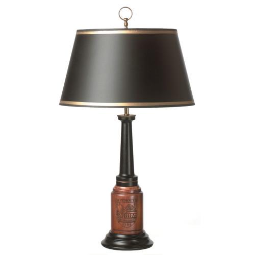 Dartmouth Engraved Lamp